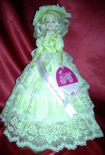 Deluxe Dolly Parton Doll From The Private Collection Of