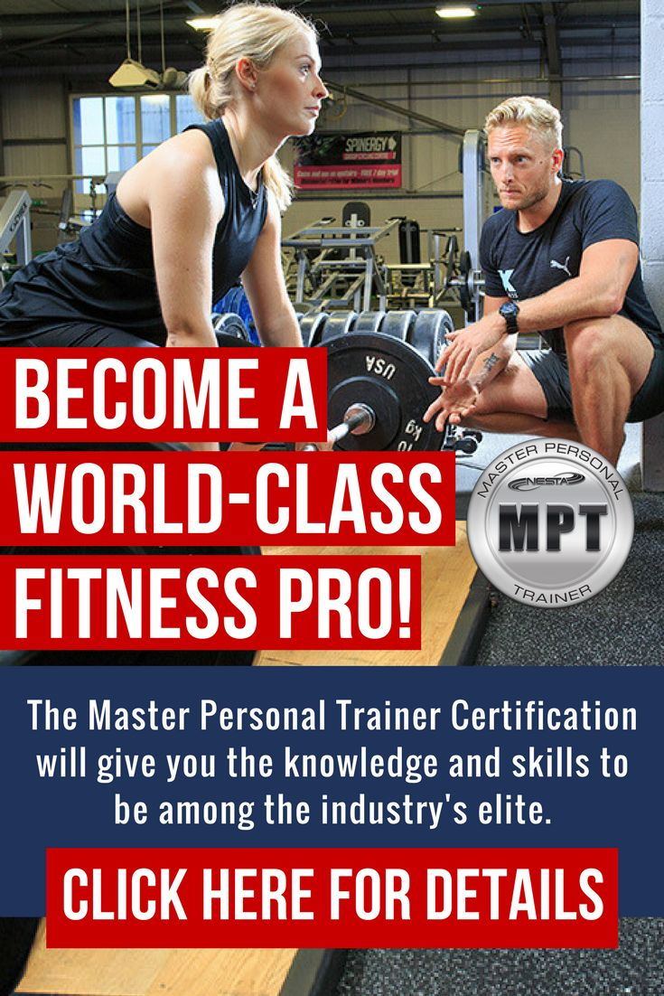 Best 25 fitness trainer certification ideas on pinterest master personal trainer certification 1betcityfo Images