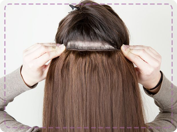 22 best hair extensions images on pinterest make up hairstyles tips for clipping in hair extensions for fine hair our first tip is to spray your pmusecretfo Choice Image