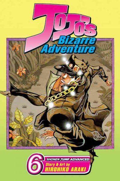 JoJo's Bizarre Adventure 6 (Jojo's Bizarre Adventure)