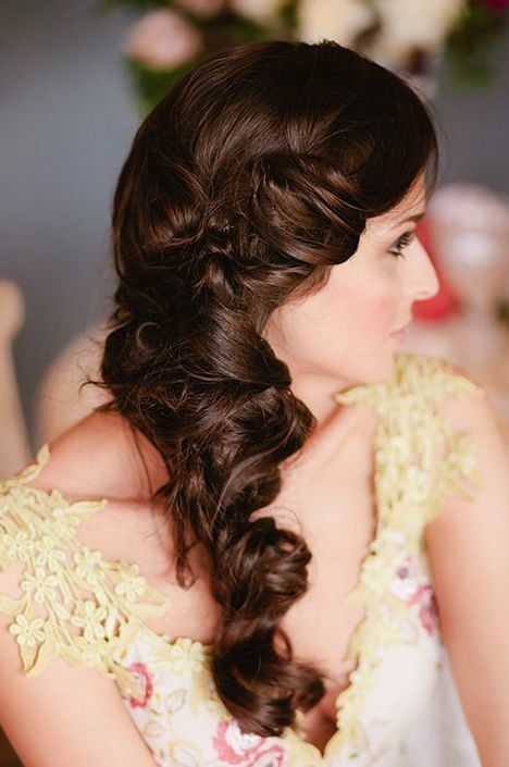 Wedding hairstyle idea; Featured Photographer: Brian Leahy Photography