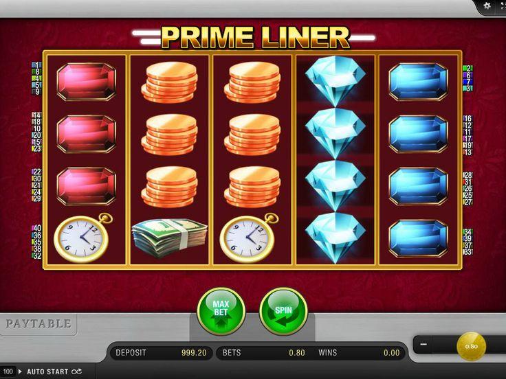 Lass uns unsere Neusten drehen online Spielautomaten Spiel Prime Liner - http://freeslots77.com/de/prime-liner/