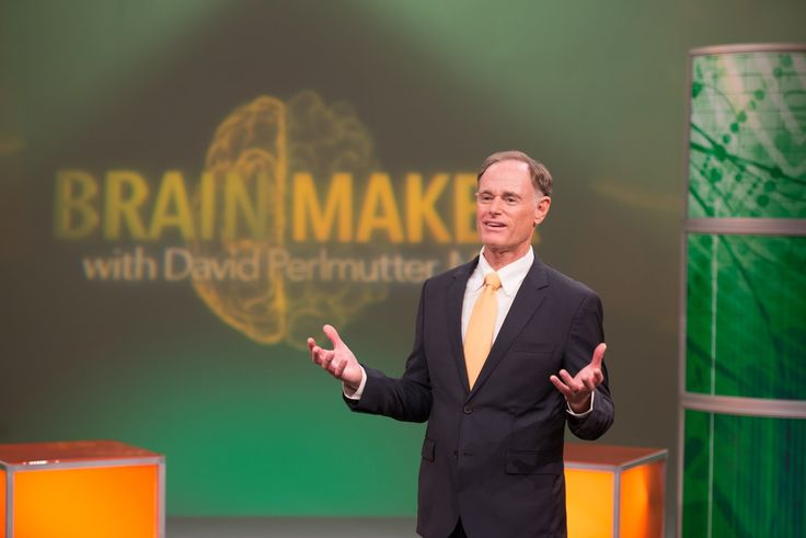 Dr. Perlmutter: Brain Maker, Fecal Transplants, and How to Heal Your Gut...