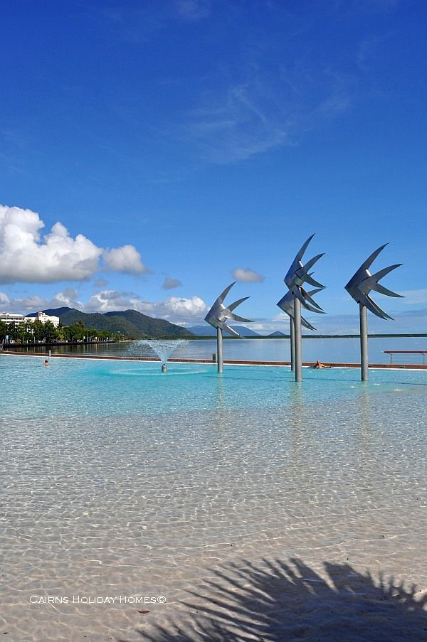 Esplanade Lagoon, Cairns, Australia ...best and biggest pool Iv ever been to :)