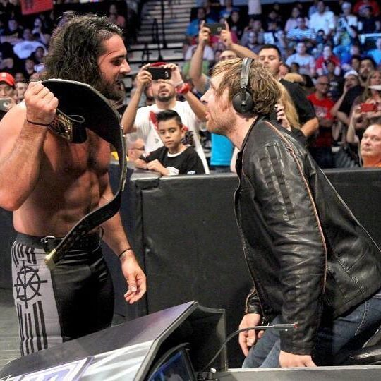 The #WWE Championship can bring out the CRAZY in anyone! #SmackDown