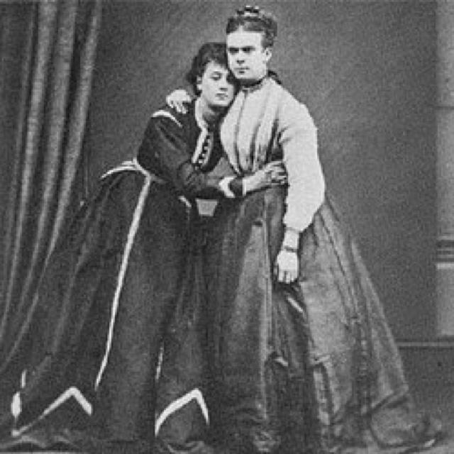 Victorian transvestites