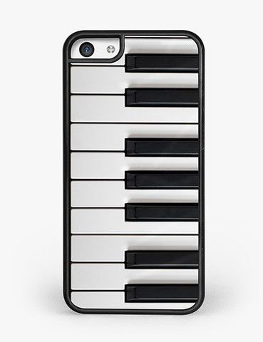 Piano Keys iPhone 5C Case