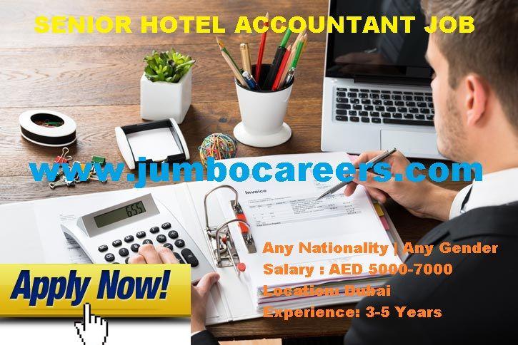 Hotel Finance Jobs In Uae Dubai Accounting Jobs In Hospitality