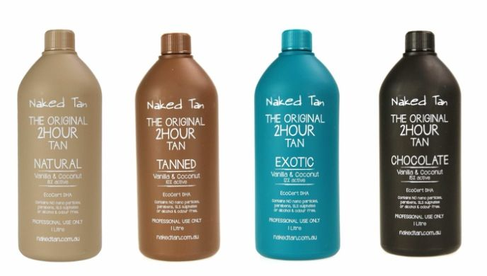 how to prepare your skin for a spray tan