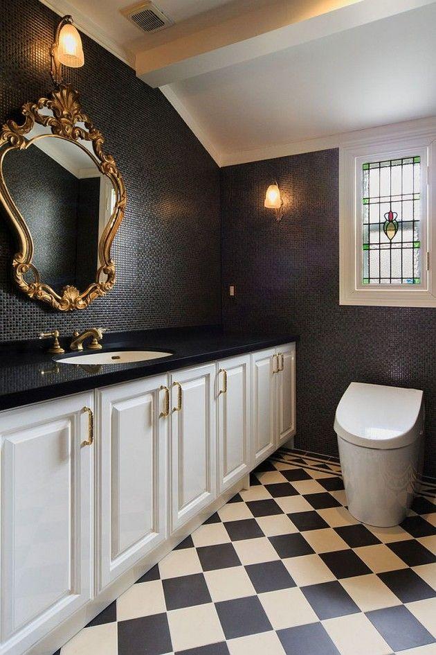 Hiç abartmıyoruz bu banyolar adeta bir tasarım harikası!