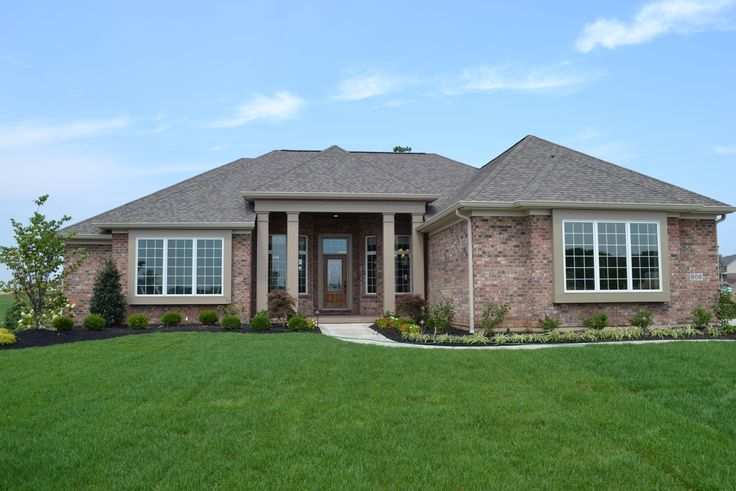 19 best tuscany style house images on pinterest for Kentucky dream homes floor plans