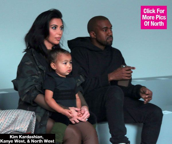 Kim Kardashian Baby Bombshell: Kanye West Is Not North's Real Father — Report