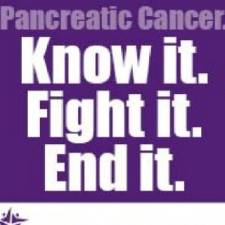 Pancreatic Cancer Network we need more funding for this horiffic disease