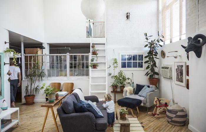 Un divano progettato per durare a lungo è ideale in una famiglia - IKEA