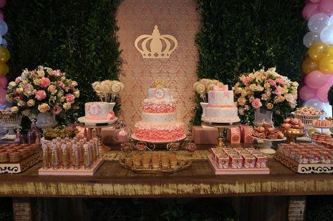1 decoracao mesas festa princesa (14):