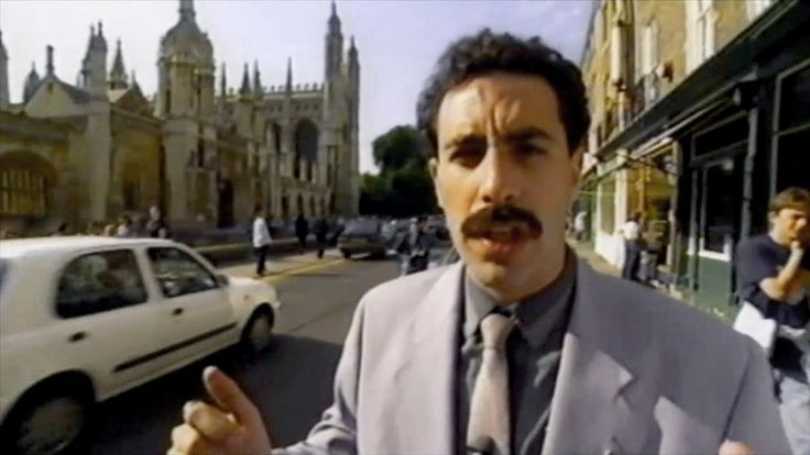 Borat's Guide To Britain (Hunting) - video dailymotion
