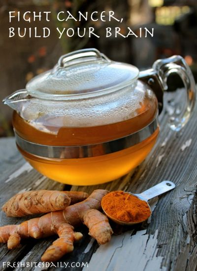 """Start your day with this """"Golden Tea"""" -- fight cancer and build your brain at the same time (including key flavor options and a """"pro tip"""")"""