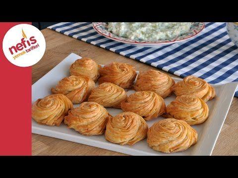 Gonca Gül Böreği Nasıl Yapılır? - Nefis Yemek Tarifleri