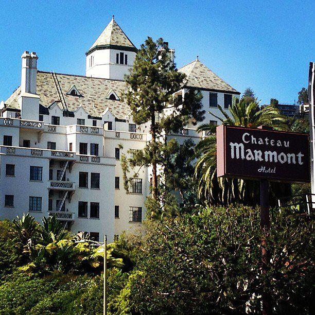 Αποτέλεσμα εικόνας για chateau hotel hollywood