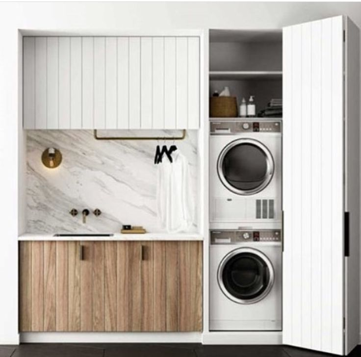 Laundry room dreams