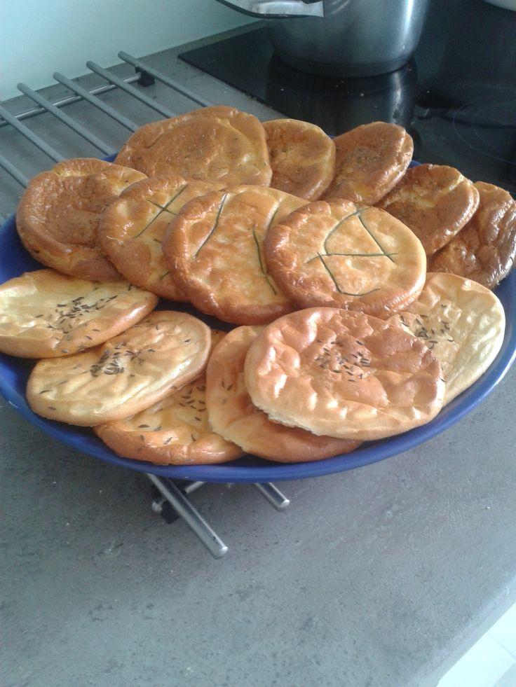 Gluten free pastry.. ani stopa po mouce :-)