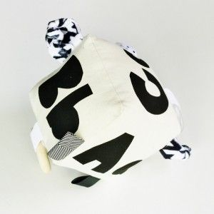 Han printed ABC activity block #ohswag #babytoys #oneofakind