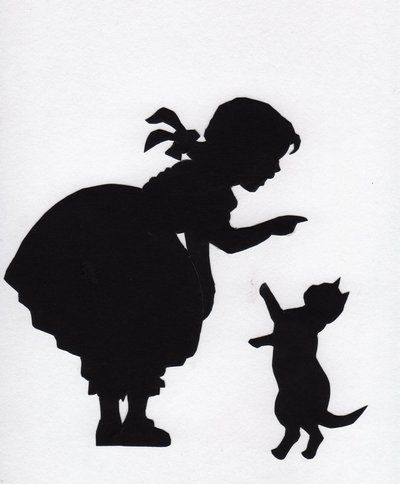 silhouette figures - Google Search