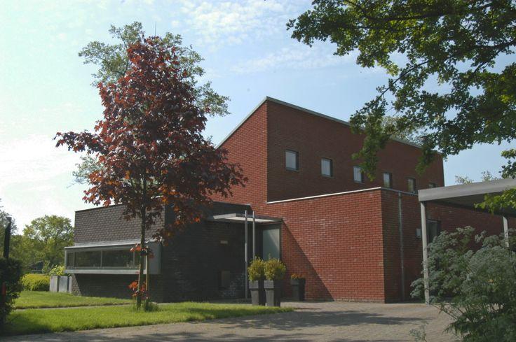 moderne woning in Mildam