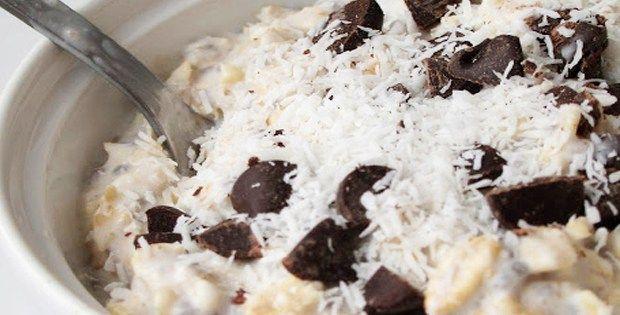 Recept: Baked Coco-Havermout (moet glutenvrije havermout kopen)