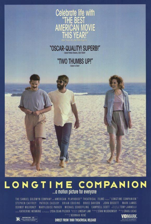 Essential Gay Themed Films To Watch, Longtime Companion