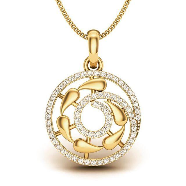 Spiral diamond pendant #diamond #diamonds #pendant #diamondpendant #pendants #diamondpendants #picoftheday #photooftheday #instagood #instajewelry #luxurylife #mahendrajewellers #exclusive #trendy #gold #yellowgold #jewels #jewel #jewelry #jewellery #highlife #gia #design #jeweldesign #bijou #necklace #diamondlife #fashion #fashionista