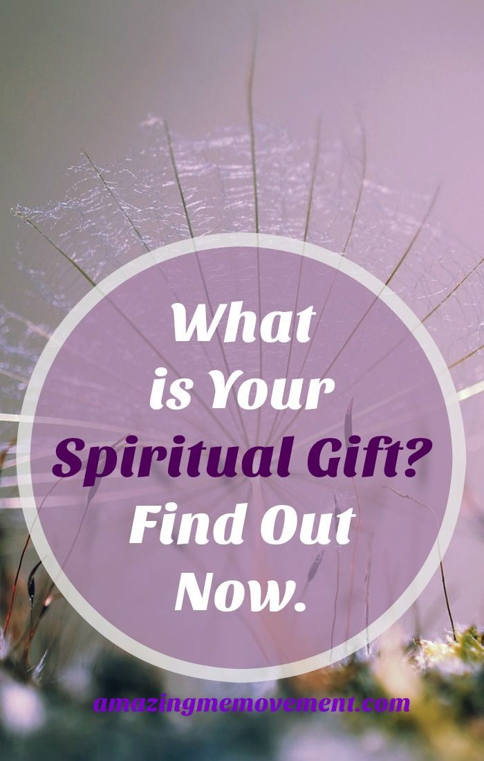 Spiritual Personality Test  What is Your Spiritual Gift
