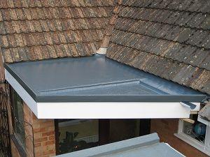 Fibreglass Flat Roof Replacement Peterborough