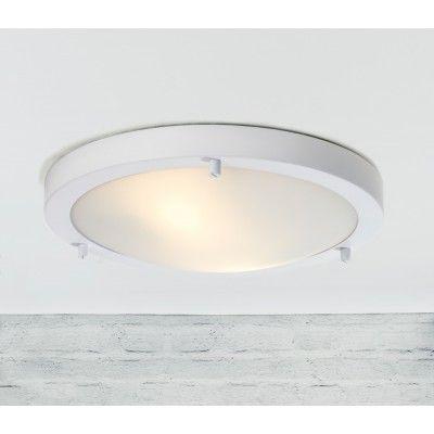 Nordlux ancona maxi led taklampe hvit