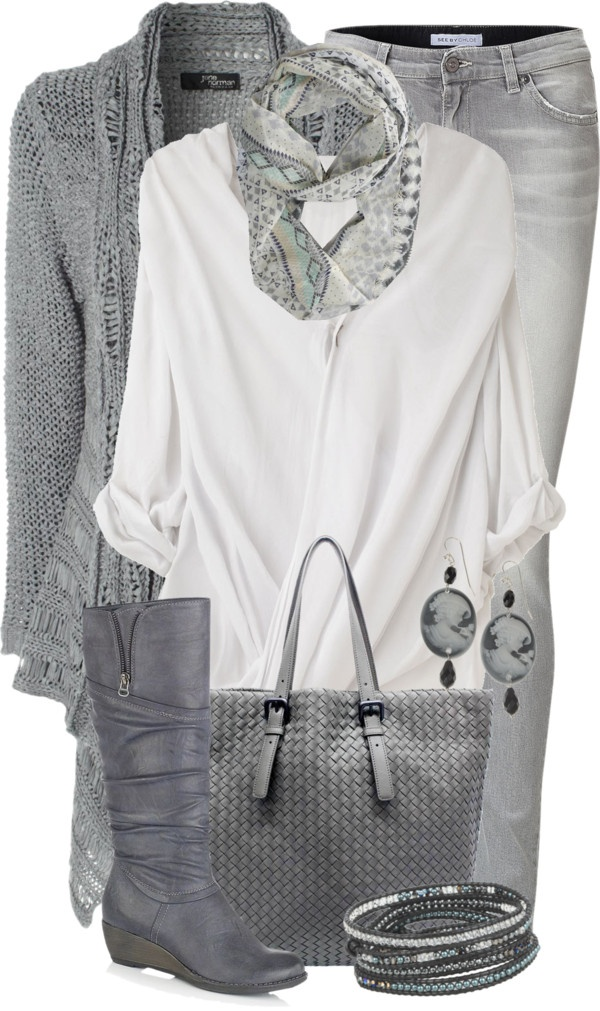 """AE Scarf 2"" by jackie22 ❤ liked on Polyvore"