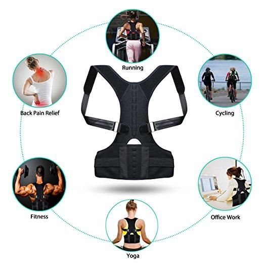 Back Brace Posture Corrector For Man And Women Free shipping
