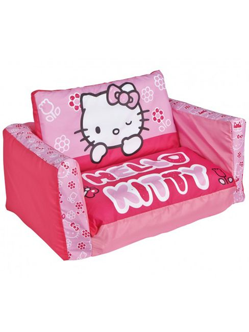 Hello Kitty Flip Out Sofa Matching Items At Play Rooms