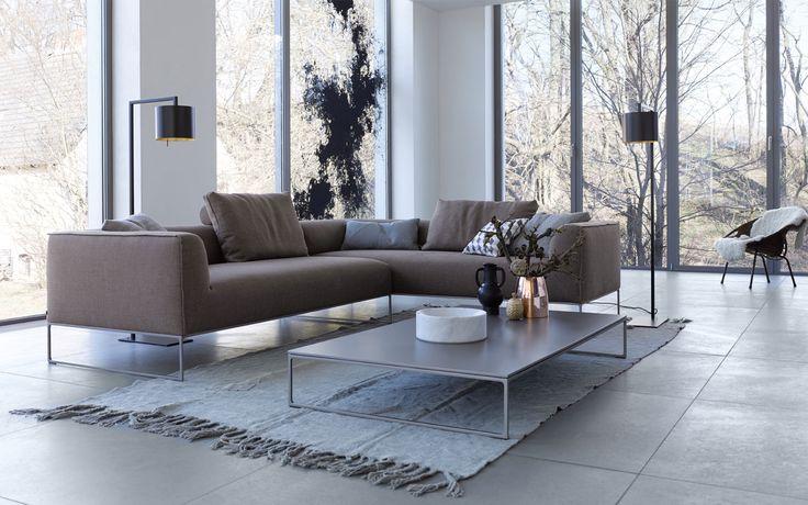 Mell Lounge Sofa COR Sofa Pinterest Fensterbänke