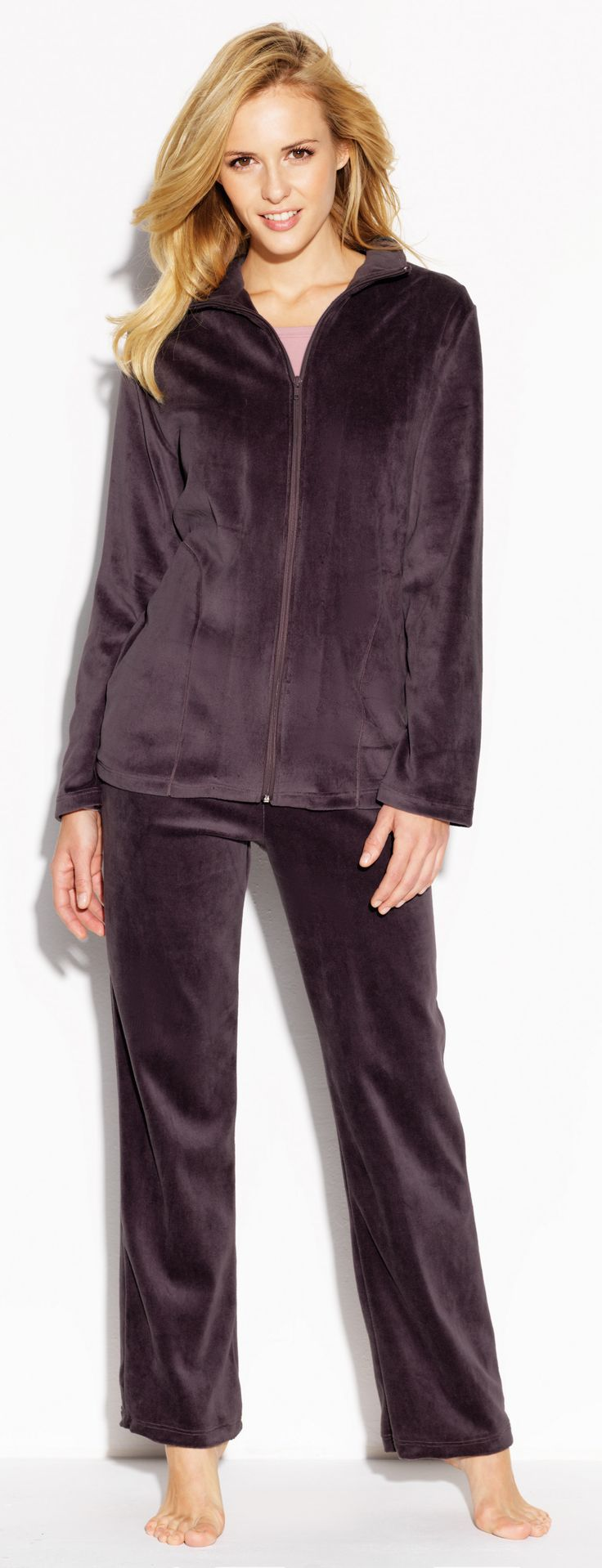 CYBÈLE Podzim-Zima 2015/2016   Volnočasové prádlo   Kabátek   Kalhoty   Loungewear   Jacket   Trousers   www.naturana-plavky-pradlo.cz