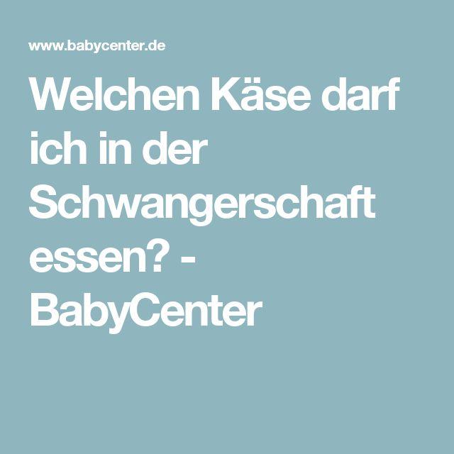 Welchen Käse darf ich in der Schwangerschaft essen? - BabyCenter
