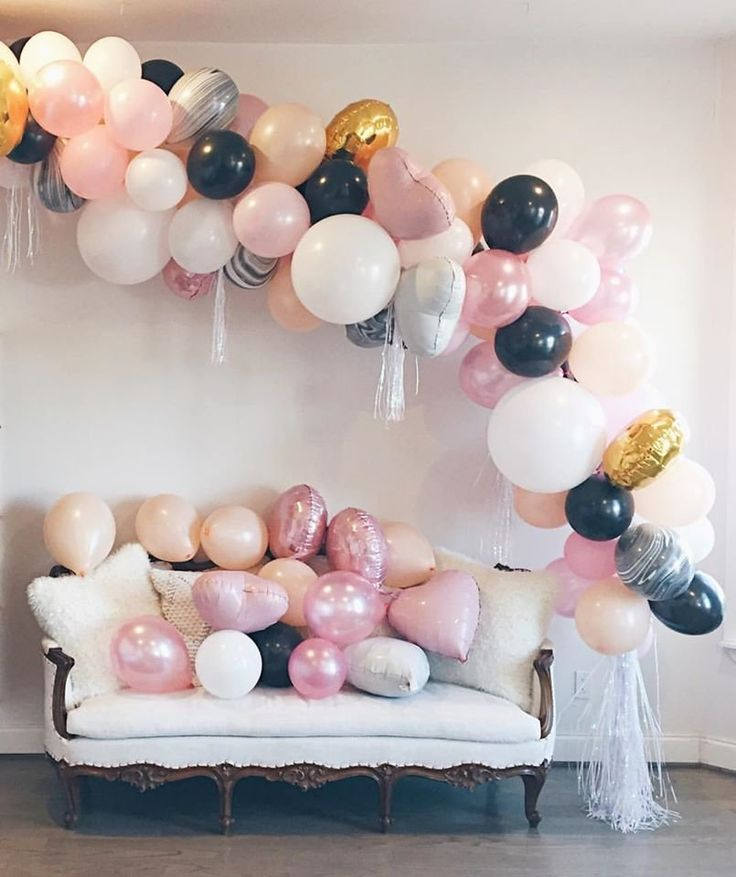 Salzburg Creations Burgundy And Rose Gold Fireworks: 794 Best Balloon Organic Creations Images On Pinterest