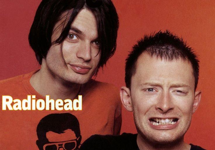 Thom Yorke e Jonny Greenwood