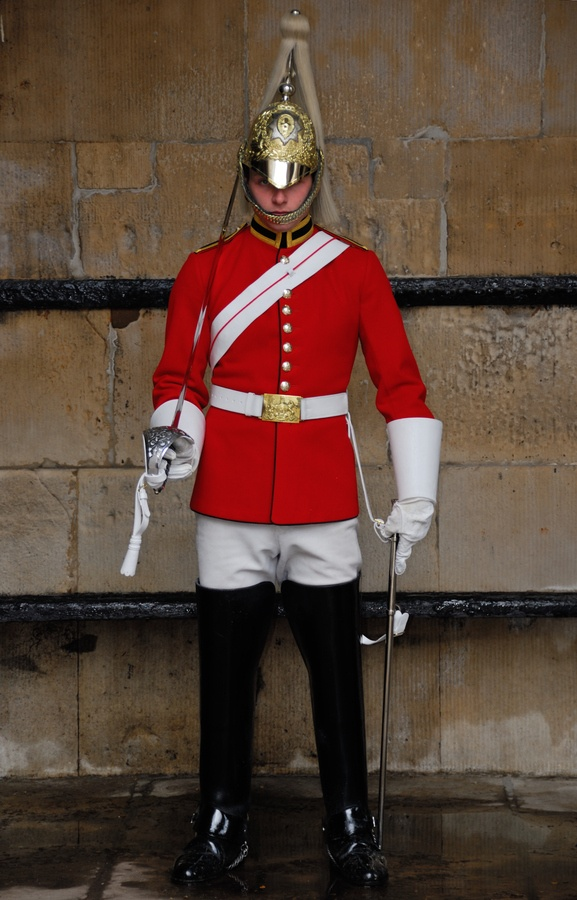 Royal Horse Guard, London, UK