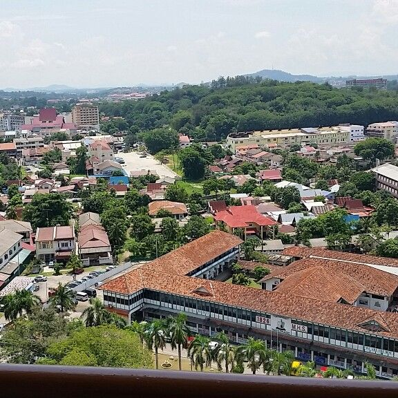 Viee from Hotel Equatorial at Melaka... The best ever!!! :)
