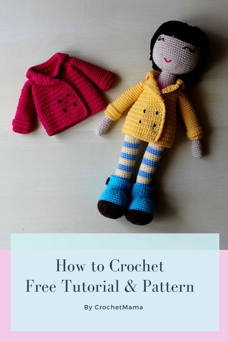 The Most Beautiful Amigurumi Doll Free Crochet Patterns ... | 1102x735