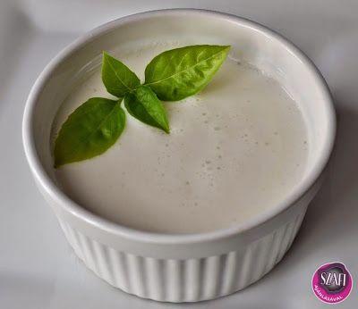 Paleo tejföl / házi totukrém recept
