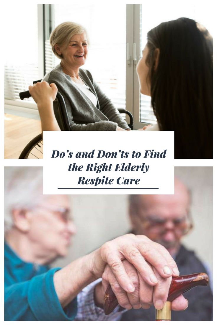 Care giving can be overwhelming at times. That's why it is important that families find the right help for their needs. Here are some tips to help you figure out the right type of respite care for your loved one. #respite #elderlycare