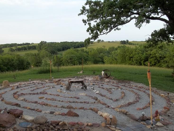Downey Community Labyrinth
