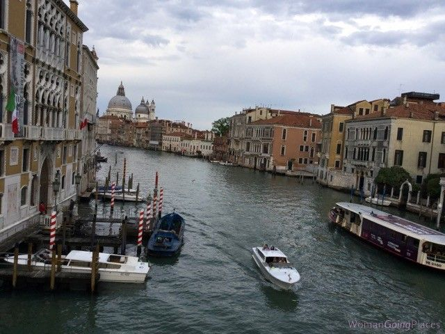 Glide Down the Grand Canal of Venice with WomanGoingPlaces - http://womangoingplaces.com.au/glide-down-the-grand-canal-of-venice-with-womangoingplaces/