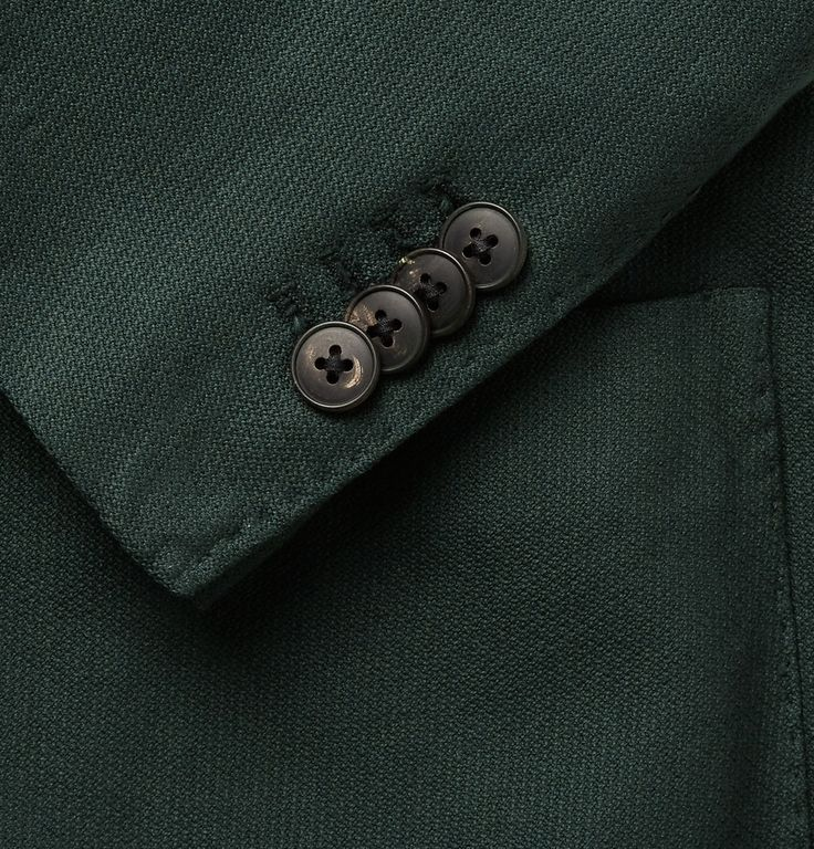 Boglioli cotton blazer.